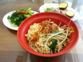 台北・忠孝新生駅周辺のおすすめグルメ店「名前のない臨沂街の麺店」の意麵
