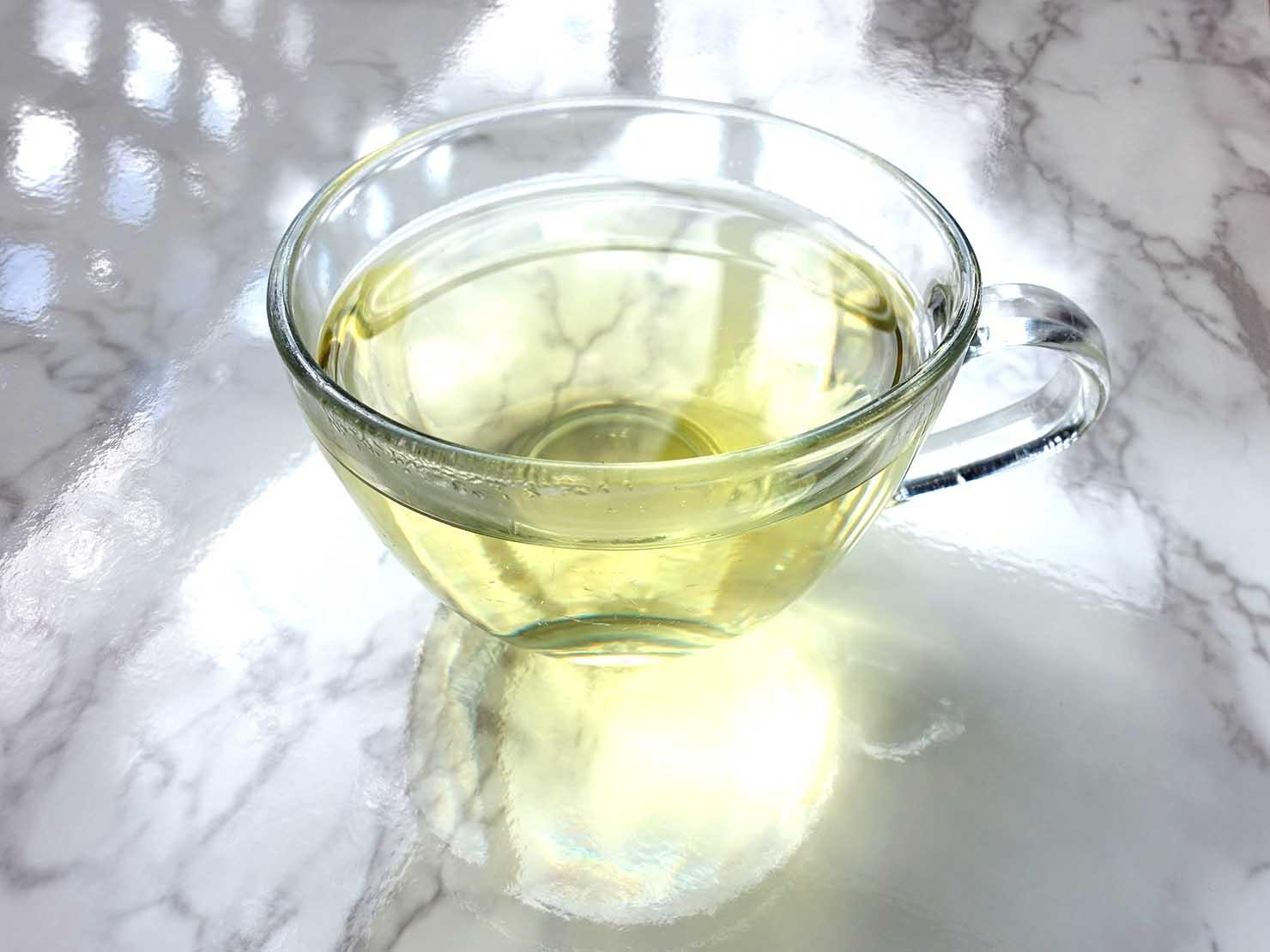 台北101エリアでのおみやげ探しにおすすめのショップ「好丘 Good Cho's」で買ったおみやげ・台湾茶パックで淹れたお茶