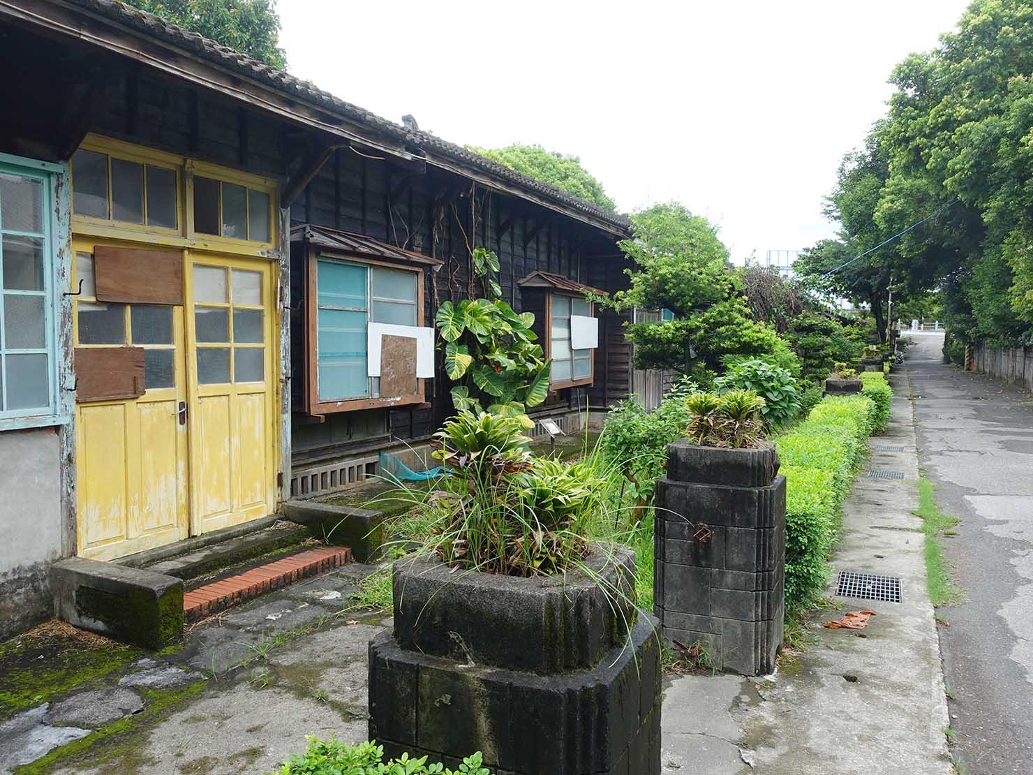台湾・花蓮のおすすめ観光スポット「將軍府」周辺の集落