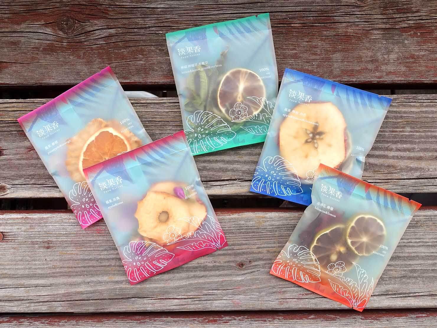 台北・永康街のおすすめおみやげショップ「來好 LAIHAO」で買った淡果香の經典果乾組
