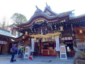福岡・櫛田神社
