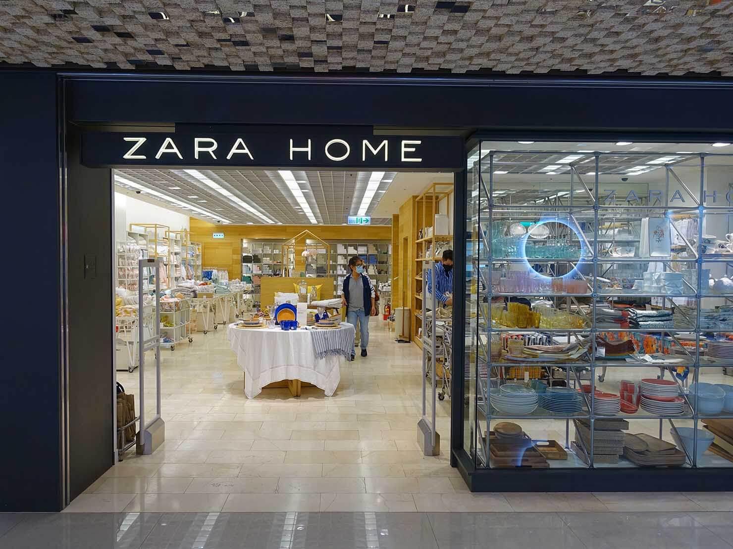 台北で家具&インテリアを揃えたい時のおすすめ店「ZARA HOME」