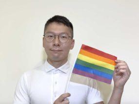 『LGBTQ100人のカミングアウト』に出演する作者:Mae