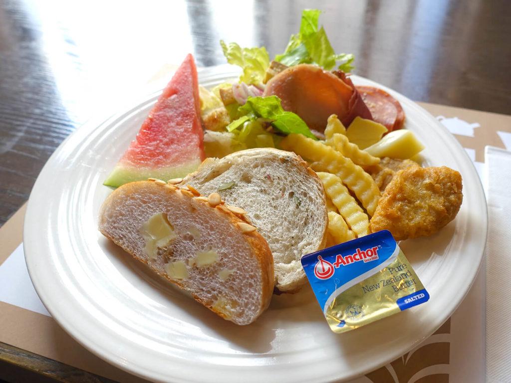 高雄・市議會駅エリアのおすすめホテル「WO Hotel」の朝食ビュッフェ