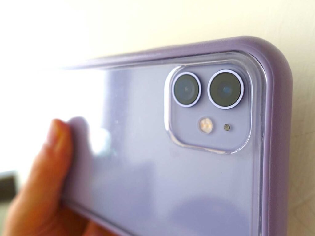 ブログ執筆に愛用中のガジェット「iPhone 12」のカメラ