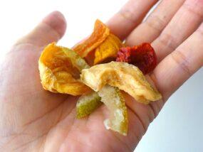 台湾のおすすめドライフルーツブランド「果然滋味」のドライフルーツたち
