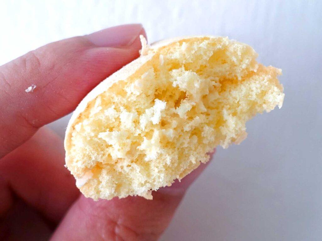 台湾の伝統菓子「台式馬卡龍」クローズアップ