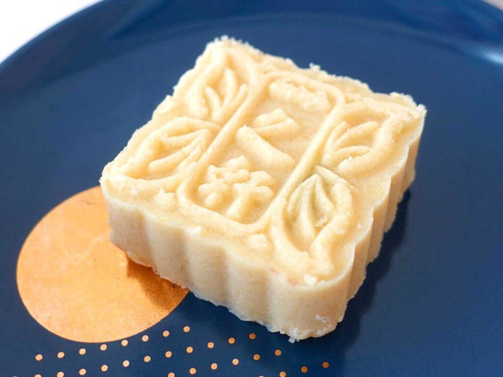 台湾の伝統菓子「綠豆糕」